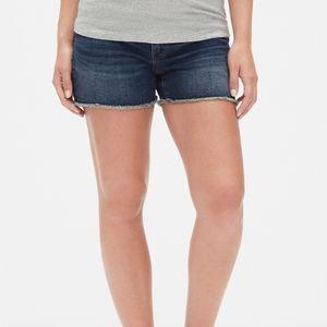 Maternity 1822 Denim Short Shorts